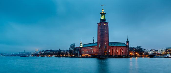 Shoppingstader i Sverige - Stockholm